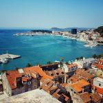 Split City Croatia