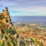 Travelling to San Marino