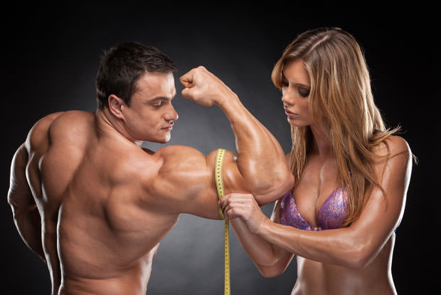 Dealing With A Plateau In Muscle Growth