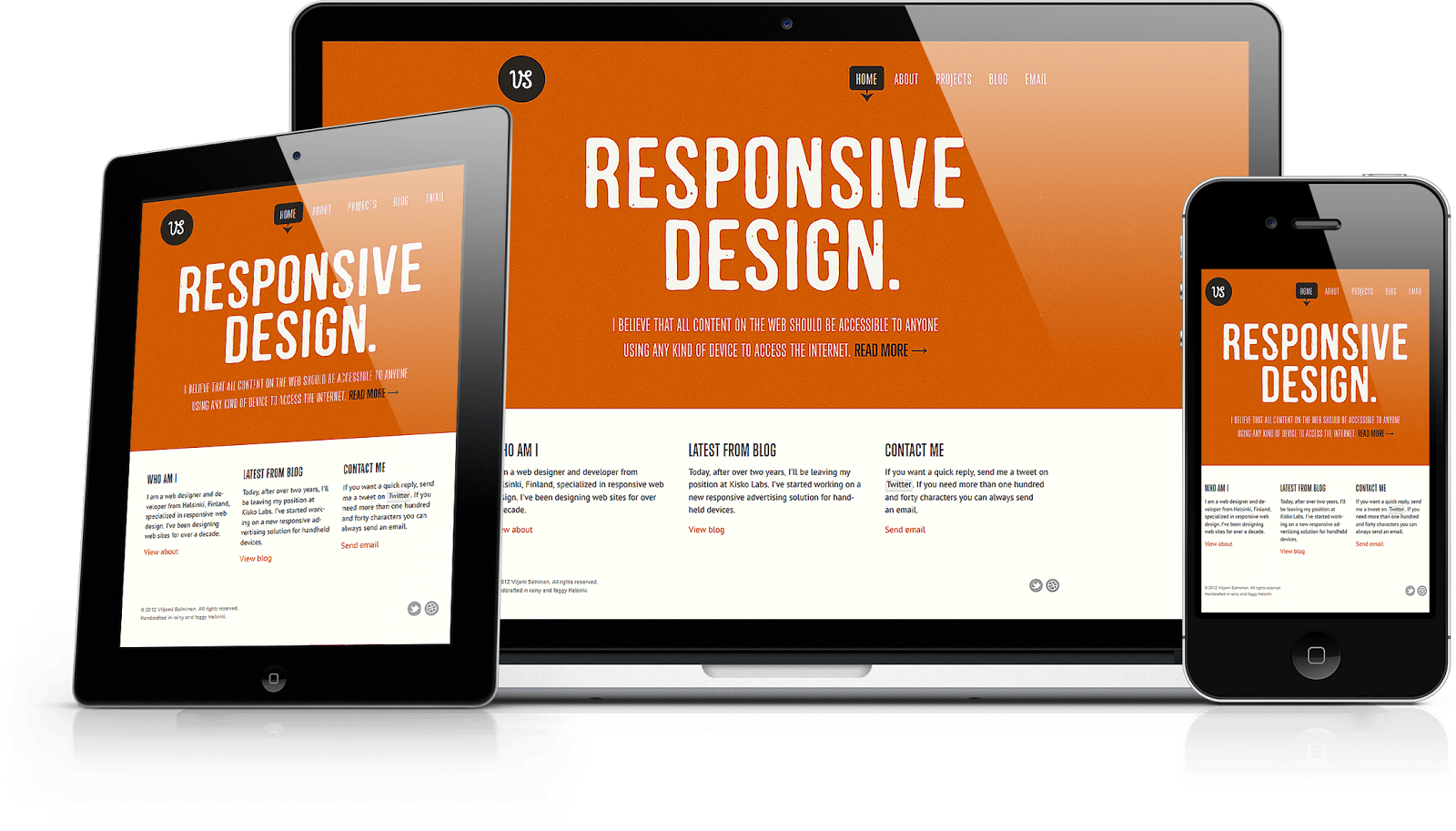 Infography Why Responsive Web Design Is The Best Option