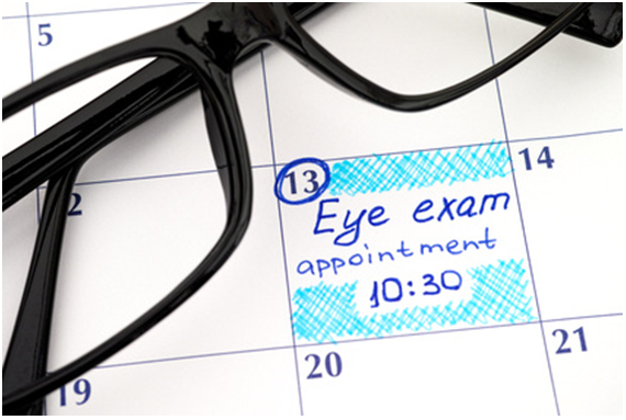 Your Eye Exam - What To Expect