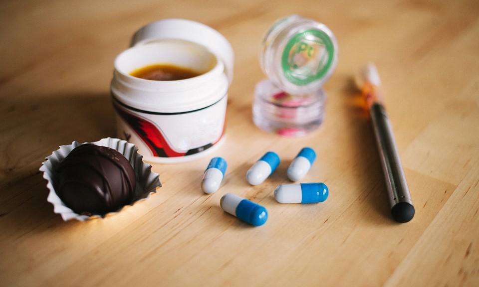 Medical Marijuana Consumption Methods