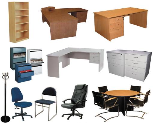 Office Furniture Equipment