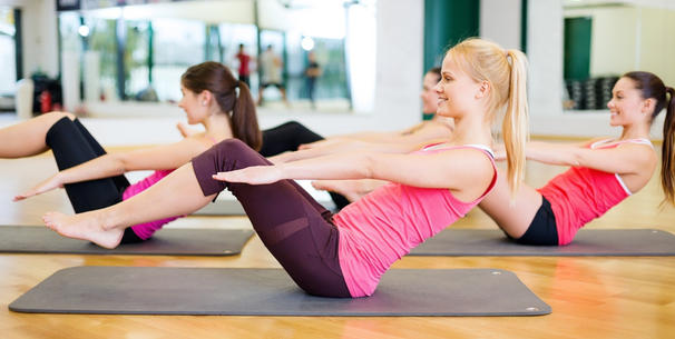 Why Pilates Might Just Be The Exercise You Need