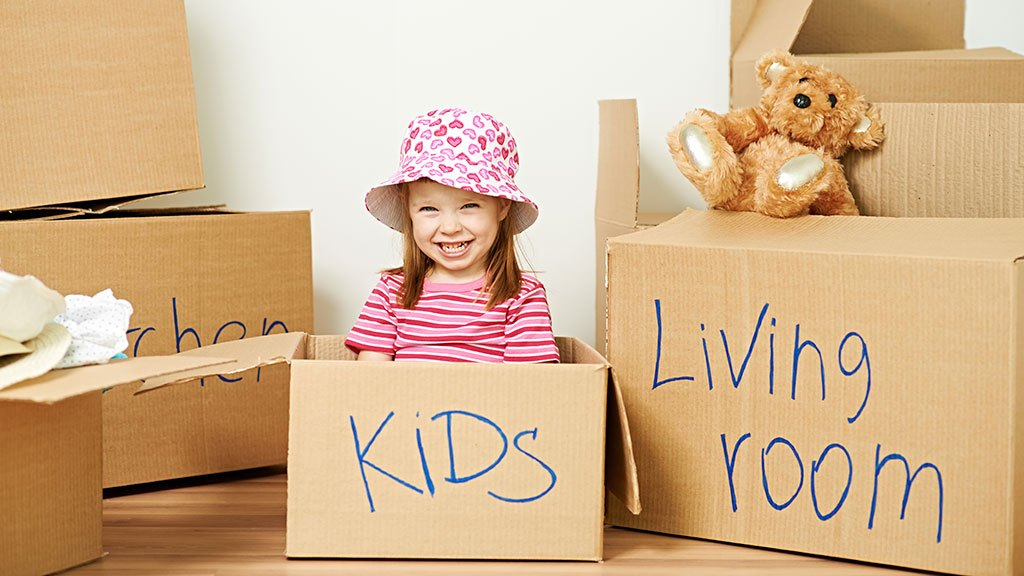 A New Journey: How To Get Your Children Excited About Your Move