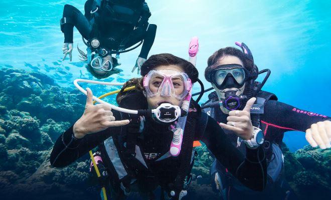 Basic Scuba Diving