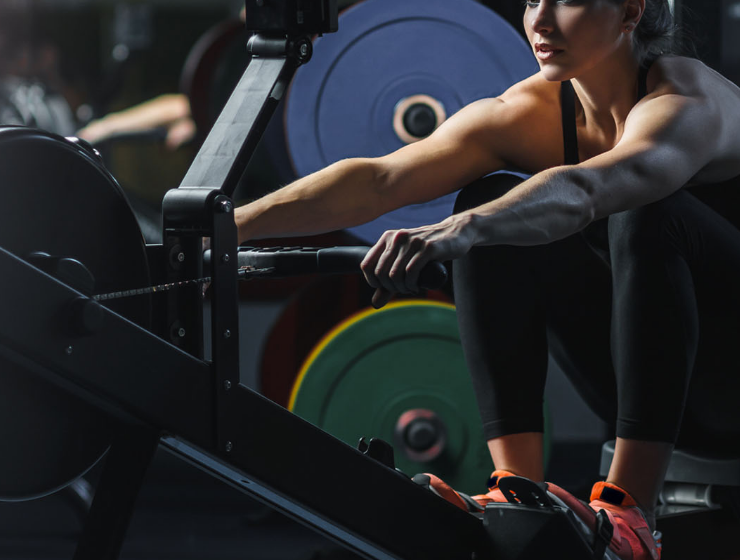 Crossfit Fitness And Workout Facility