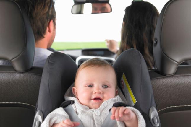 RVing A Road Trip With A Newborn