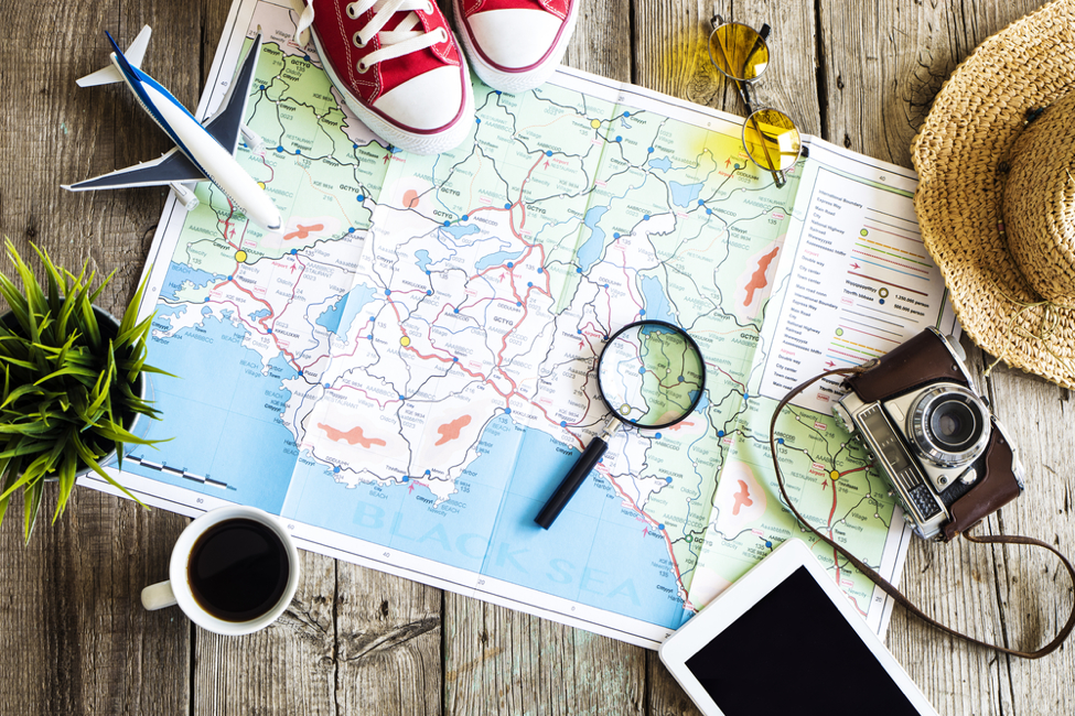 Creative Ideas To Make Your Travel Memories Last Forever