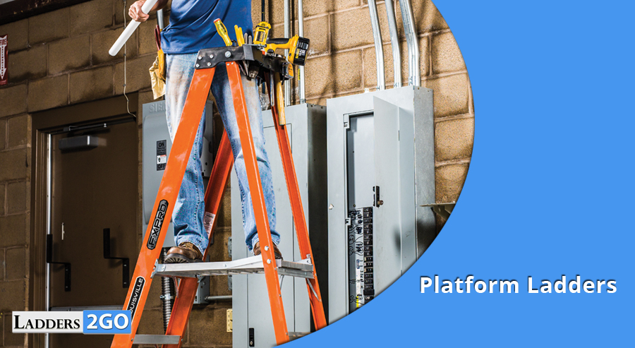 7 Latest Developments In Platform Ladders