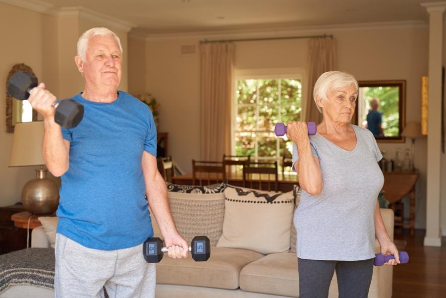 Health Tips For Seniors To Strengthen Bones