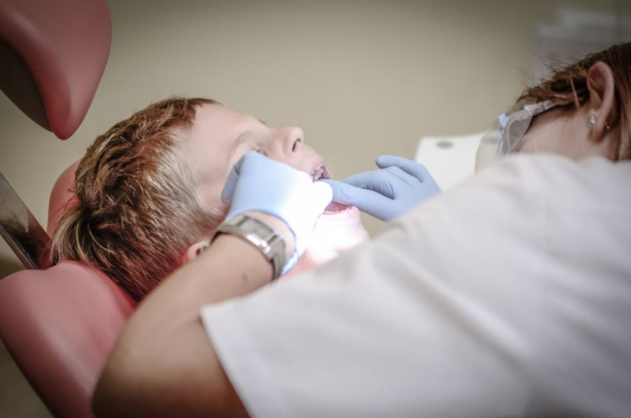 How Do Dental Hygienists Alter Their Technique For Young Children?