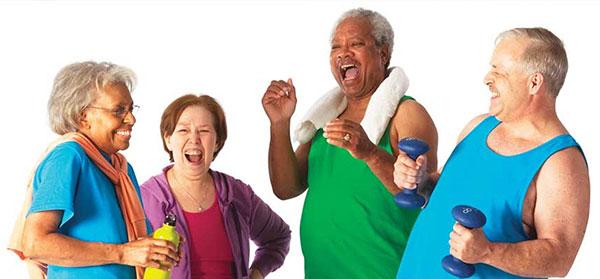 What Happens When Seniors Stop Exercising