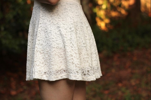 Fashion Ideas: What To Wear With A Little White Dress