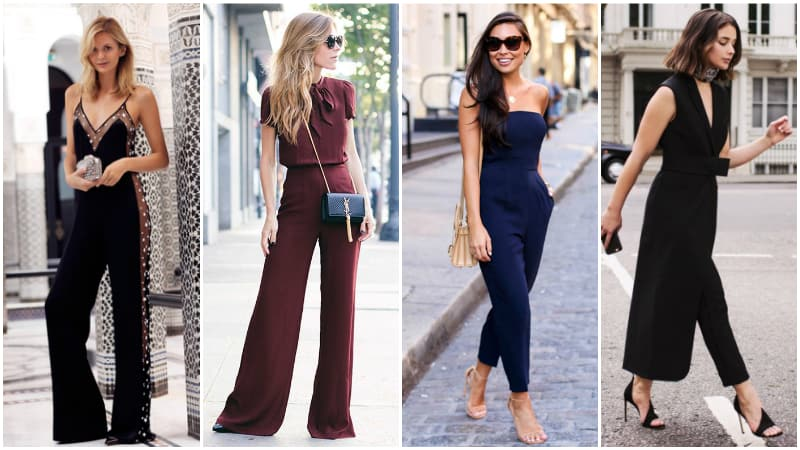 Jump Suits Can Bring Chic In Your Life!
