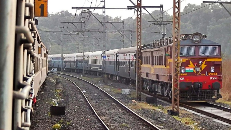 The Konark Express - East meeting West