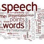 Help Me Write A Speech Of Excellent