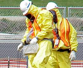 Working On Hazardous Site: Get Hazwoper Training Online