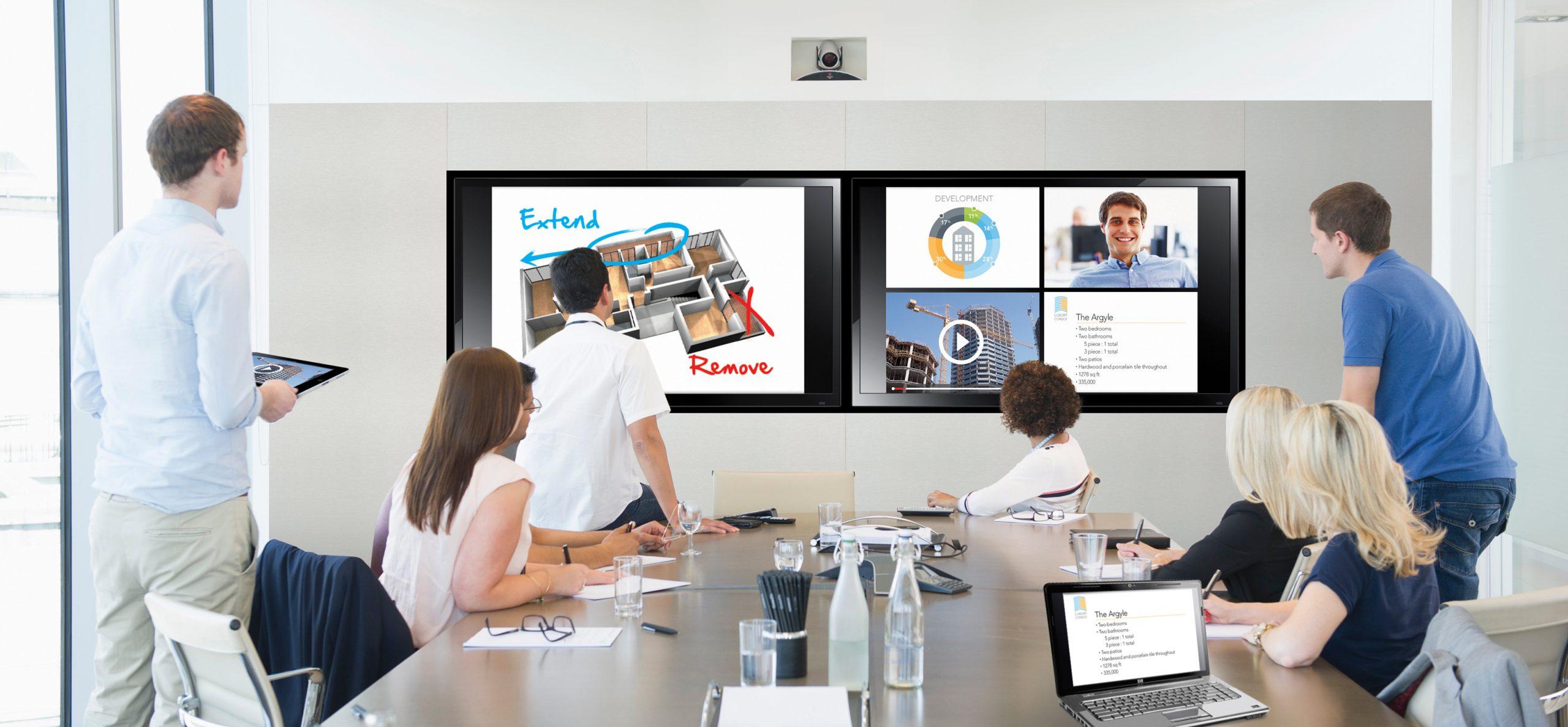 Boardroom Audio Visual services