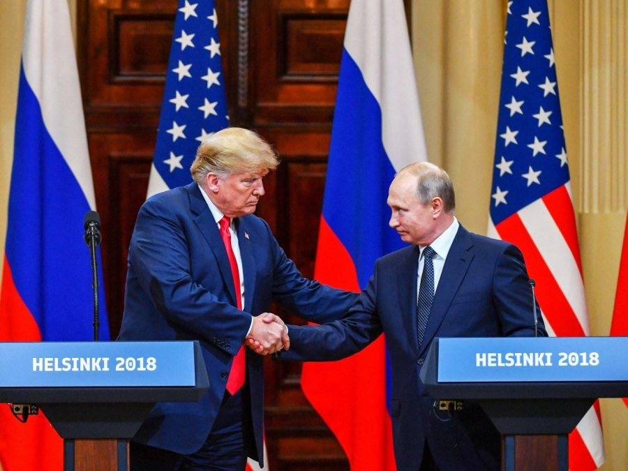 Trump Putin To Pay Wanta Trillions! Swamp Loses It!