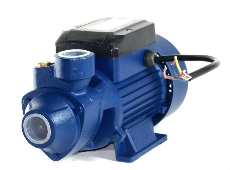 Picking A Domestic Water Pump