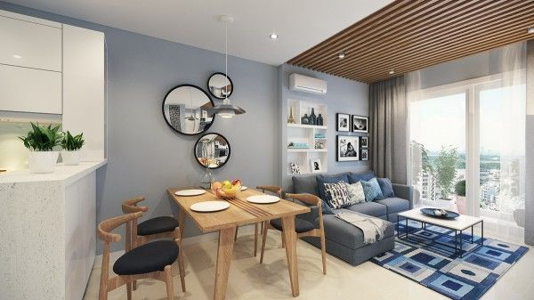 What To Have In Mind When Decorating A Small Apartment