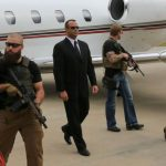 This Is How It's Like to Have Close Protection