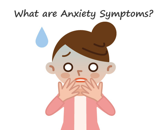 Signs of Anxiety Disorders