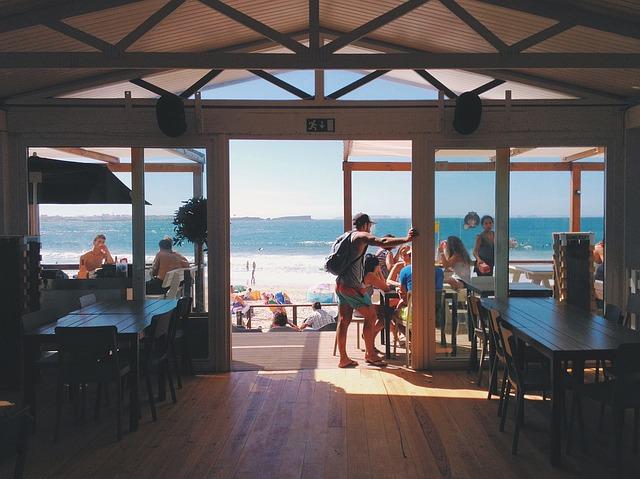 waterside restaurants