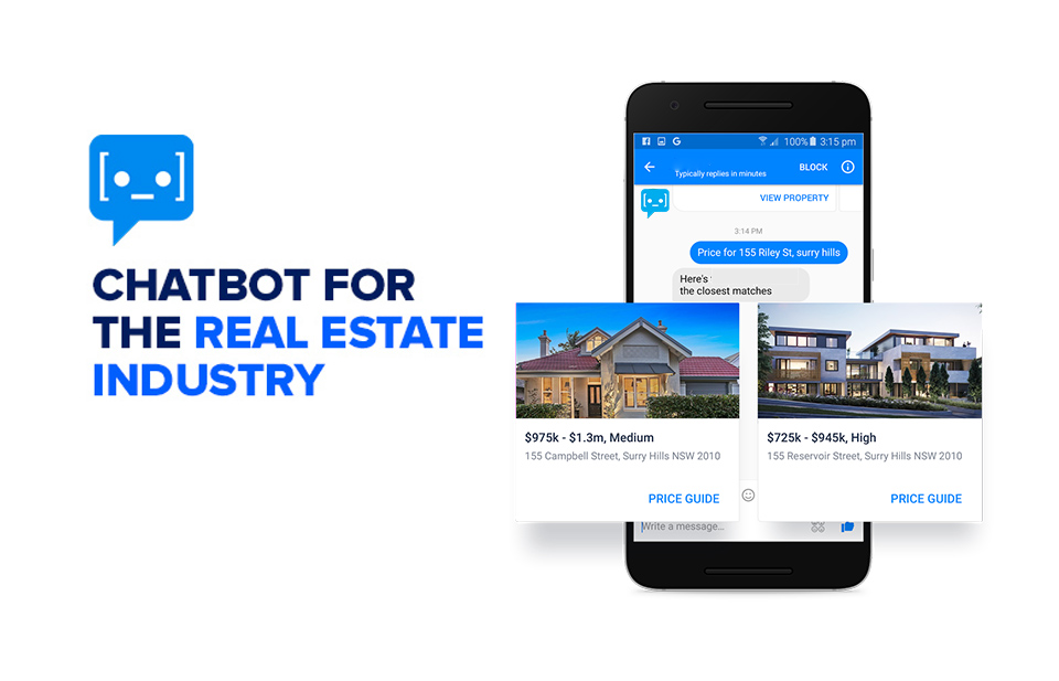Top Reasons to Build Chatbot for the Real Estate Industry