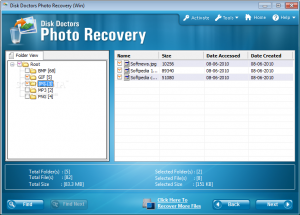 Disk Doctor Photo Recovery