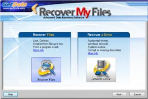 GetData Photo Recovery