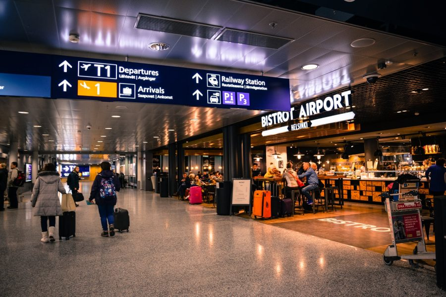 4 Ways Airports Take Precautions For Transmitted Diseases