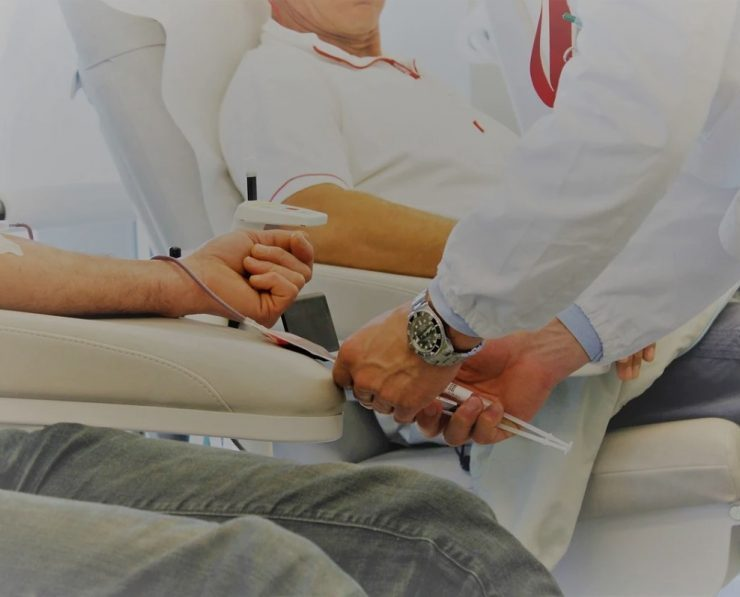 How Can Blood Donations Help Support Healthcare Research Progress