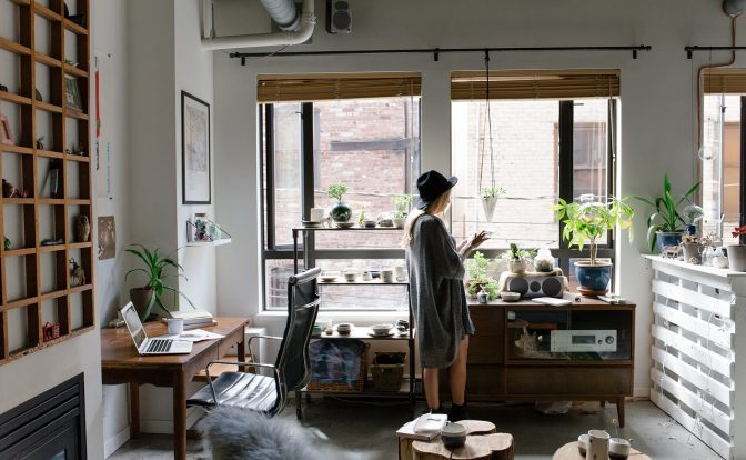 How to Make The Most Out Of A Small Flat